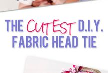 HEAD BANDS | HEAD WRAPS