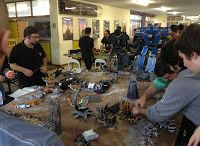 Space Marines Battle / Space Marines Southern Legion Chapter in the trouble of war!