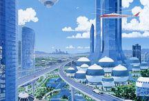80's futurism