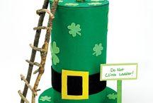 St. Patrick's Day / St. Patrick's Day. #StPatricksDay #Recipes #Crafts #Ideas