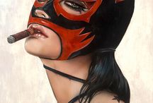 Brian M. Viveros / A collection of works and press on artist Brian M. Viveros