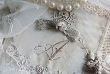 Pearls, Linen and Lace