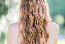 Wedding hair and beauty