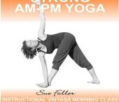Strong Yoga / Strong yoga classes and practices for experienced practitioners.