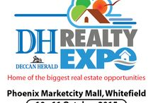 DH_ Realty_Expo2015 / Deccan Herald Realty Expo, Home of the biggest real estate opportunities. Think ahead & book your space.