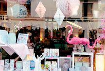 Carnet d'adresses / De belles boutiques où trouver de beaux objets à Paris, banlieue, province !