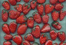 Strawberry garden ideas