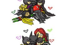 Bat family stuff