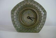 Ato Clocks / Art Deco and Lalique