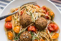 Food: Meatless Mondays / Vegetarian recipes