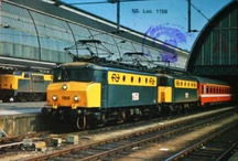 elektrische treinen