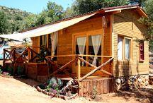Shanti Garden Kaş Getto / Ağaç evler