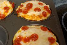 Recipes - School lunch