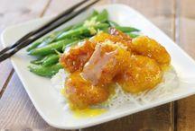 Honey & Lemon Chicken Recipe