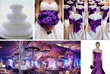 Shades of Purple Wedding Designs