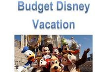 Disney World Vacay