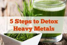 Detox : Step 5 : Chelation / heavy metal cleanse
