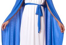 holy mary costume diy