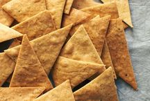 Gluten Free Crackers and Chips