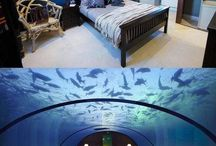 Cool bedrooms / All of my favourite bedroom designs