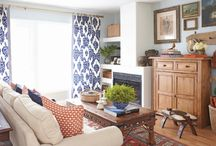 home-living spaces