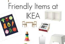 Montessori w IKEA