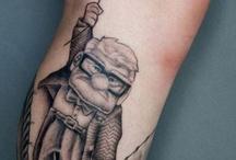 Tattoos / Die besten, geilsten und abgefahrensten Tattoos at all