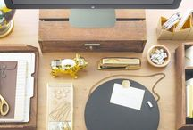 Home Office / This board is full of the most beautiful and functional office on the web.