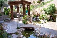 Outdoor / Mobili da giardino e arredamenti per esterni