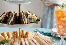 tea party idea's