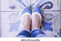 #MyStonefly #IhaveThisThingWithFloors / Scoprite i nuovi trends di Stonefly per la Primavera-Estate 2015 seguendo gli hashtag #MyStonefly #IhaveThisThigWithFloors e pubblicate sulle nostre pagine Facebook https://www.facebook.com/Stonefly e Instagram https://instagram.com/stonefly_shoes/ le vostre foto più belle con gli stessi hashtag, le più originali saranno pubblicate nei nostri album!