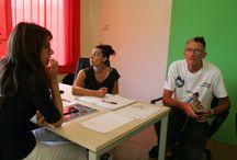 Dai nostri uffici con Andrea Lucchetta / Lavori in corso