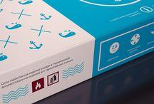 """Дизайн упаковки насоса / Насосы торговой марки """"Little Pump"""". Маленькие насосы для большой воды."""