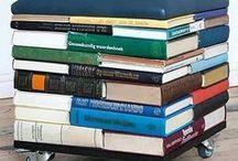 Upcycling- Ideen aus Bücher