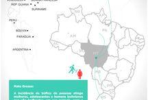 Infográficos / Ilustrações explicativas sobre a igreja no brasil e no mundo
