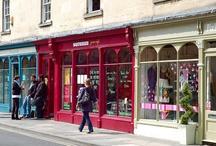 Bath- ville  de l'angletere