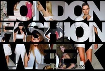London Fashion Week 2013......... / Fashion show and runway shows from across the pond .