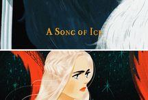 ASOIAF / Westeros, Essos and other os