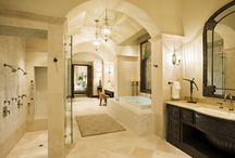 Ideas - Master Bathroom / by Paula Lock
