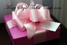 Wrap presents