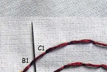 Embroidery technique