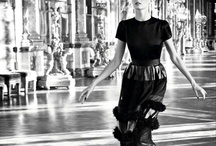 Dior ad campagne SS 2012