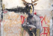Street-art, Graffitis, Mural,
