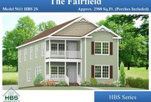 Plans With Porches / Popular HBS floor plans that includes porches