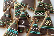Cookies: Boho Chic