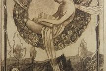 Art Nouveau Ex libris