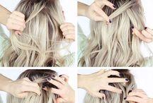 hair try