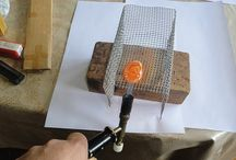tutorial de esmaltado con soplete