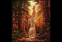 Wicca  -  Native Spirituality / by Angela George