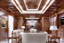 Custom made luxury office